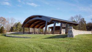 Ogle Foundation Woodland Pavilion