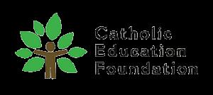 Catholic Education Foundation Logo