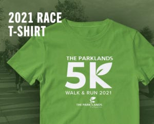 2021 5K Race T-shirt